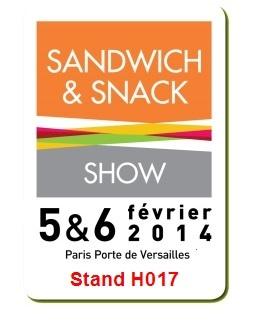 Snack & Sandwich Show 2014